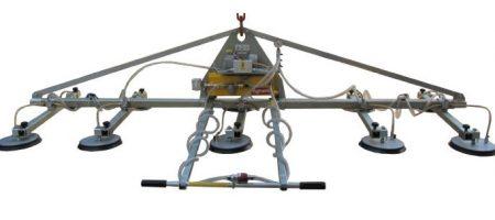 вакуумная траверса для листового металла 5